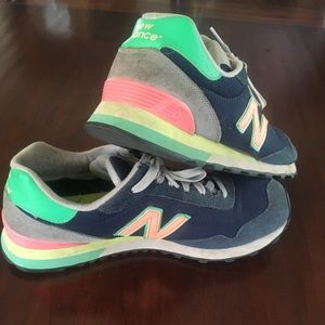 New Balance Neon Lifestyle Sneakers